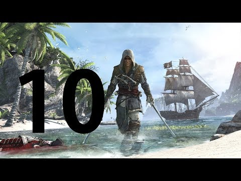 Assassin's Creed IV Black Flag Parte 10 Edward Thatch y Charles Vane Español