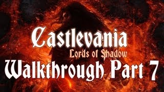 Castlevania: Lords of Shadow Ultimate Edition Chapter 2-2 ( Underground Caves ) Walkthrough