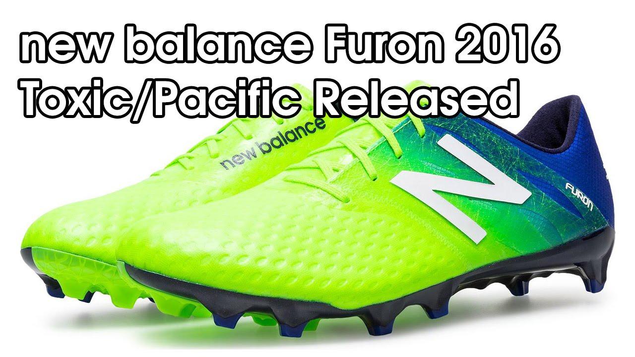 new balance soccer boots 2016