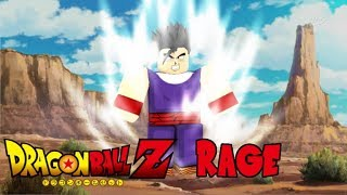 Roblox the bugs of the servers playing Dragon Ball Rage