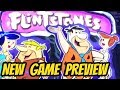 NEW FLINTSTONES GAME- PREVIEW G2E-SG
