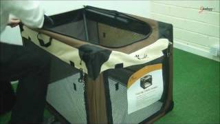 Cheeko Easy Up Kennels, Playpens and Carriers