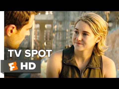 The Divergent Series: Allegiant TV SPOT - Damaged (2016) - Shailene Woodley, Theo James Movie HD