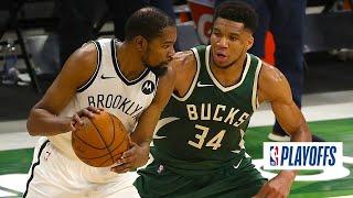 NETS at BUCKS GAME 6 - FULL GAME HIGHLIGHTS | 2021 NBA Playoffs