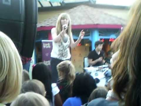 Jennette McCurdy @ Grossmont Center - Full Concert 4/5/11