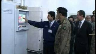 Production of new Base Bleed 155mm ammunition starts at Pakistan Ordnance Factories - 12 April 2008