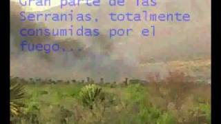 INCENDIO EN RANCHO EL MIMBRE OCAMPO COAHUILA.AVI