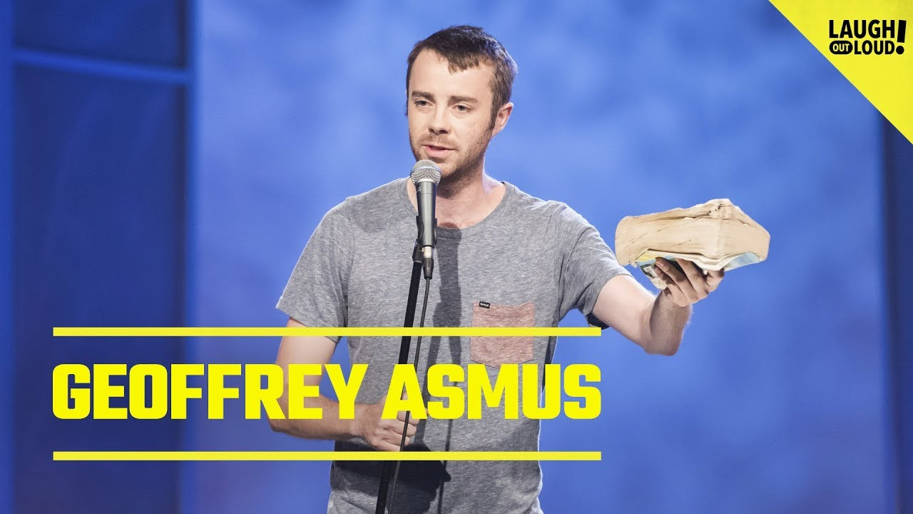 Comedian Geoffrey Asmus Admits To Adult Bed Wetting