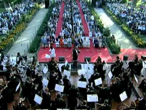 Zubin Mehta Concert (Part 1)