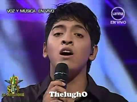 """Yo Soy LUIS FONSI [17/12/12] """"Seria Facil"""" - Yo Soy La Revancha"""