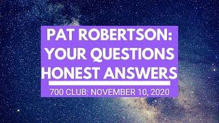 The 700 Club - November 10, 2020