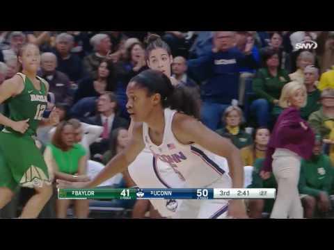 uconn-women's-basketball-vs.-baylor-highlights
