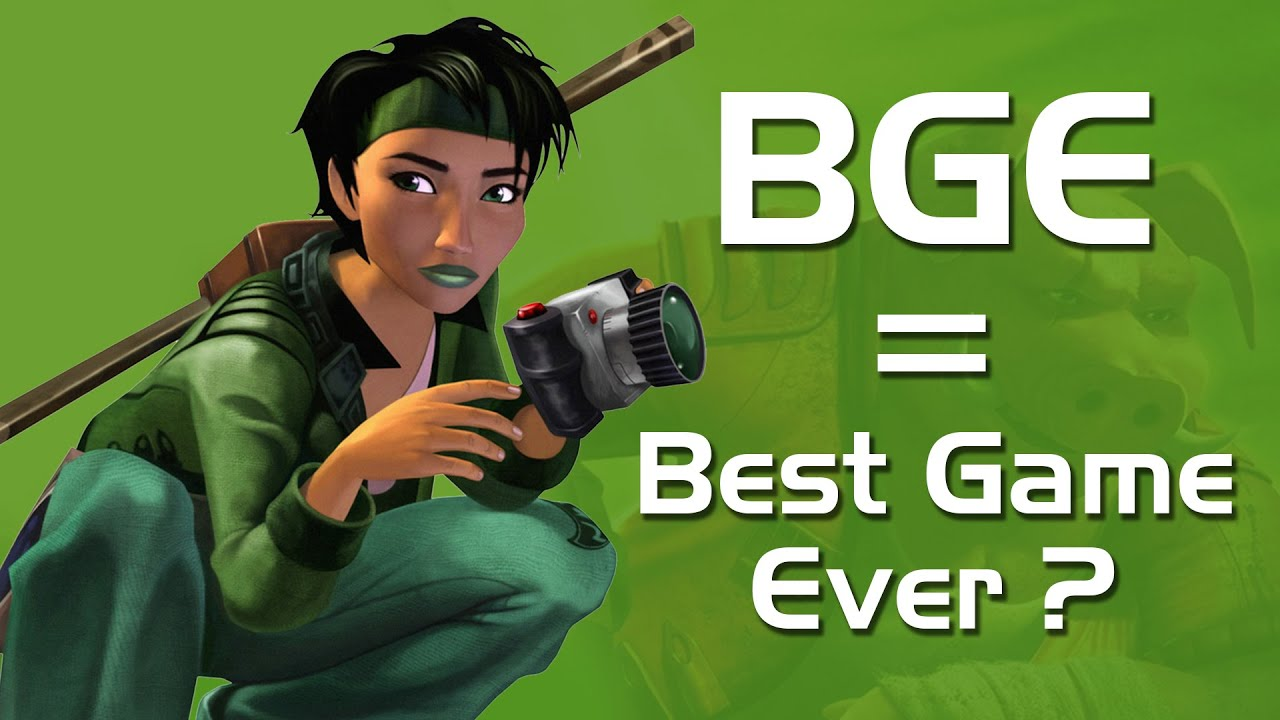 Download BEYOND GOOD AND EVIL : Best Game Ever ?   GAMEPLAY FR