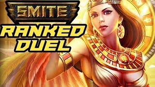 DID THIS BUILD DO ANYTHING? (Goddess of Magic vs Agni) - Smite S5 Ranked Duel Ep.106