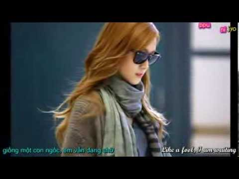 SNSD's Jessica - That one person, you (engsub+vietsub+kara)