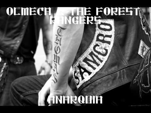 Olmeca & The Forest Rangers - Anarquia