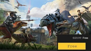 How to get Ark: Survival Evolved Survival Evolved for free officially 2020.