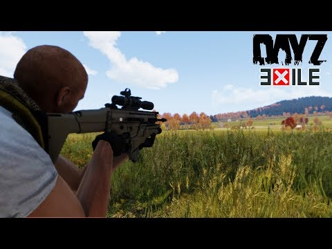 Arma 3 Dayz Survivors - Exile! New Mods! Adventure!