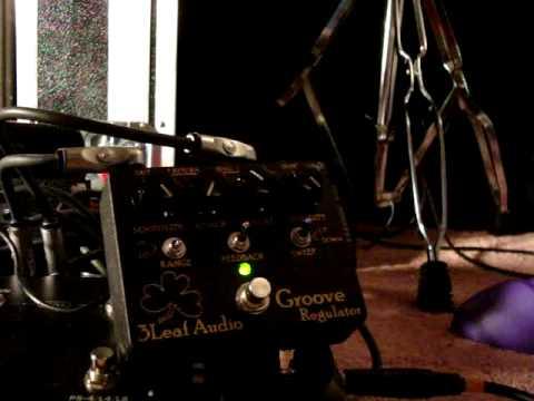 3Leaf Audio Groove Regulator Envelope Filter Demo on bass
