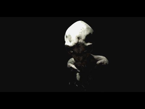 E.B.E - I'm An Alien (Official Lyrics Video)