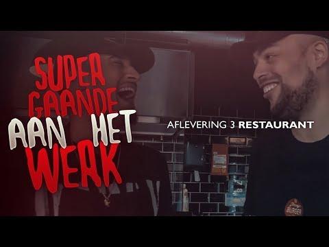 SUPERGAANDE AAN HET WERK x RESTAURANT (AFL. 3)
