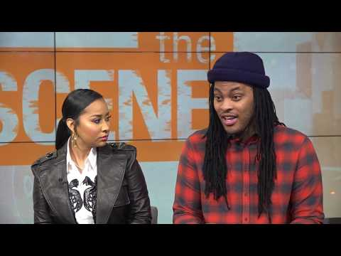 Waka Flaka and Tammy Rivera discuss parenting and  sex abuse allegations against R Kelly