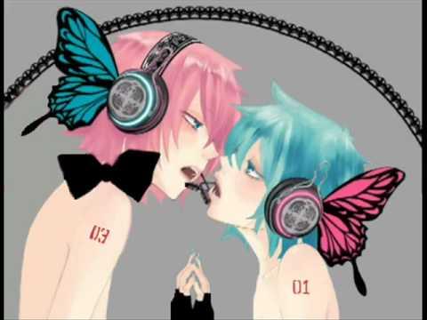 Hatsune Mikuo & Megurine Luki [Luke] - Magnet