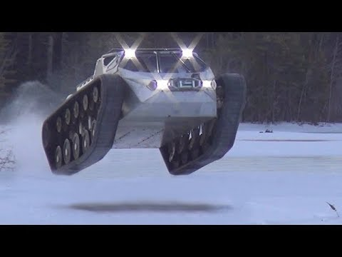 8 MOST EXTREME & INSANE VEHICLES EVER MADE....