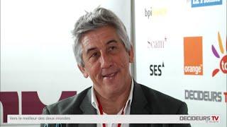 Colloque NPA-Le Figaro 2016 : Hervé Rony, SCAM