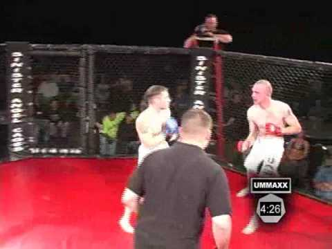 """Mixed Martial Arts-Dustin Bedford vs Keith Richardson-UMMAXX7 """"Out of The Cage!"""""""