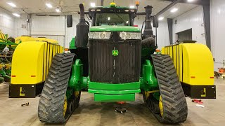 The Widest Tractor In The Township!!!