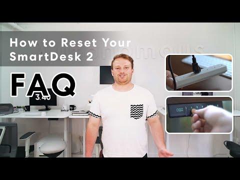 Smartdesk 2 not moving and keypad blinking   Autonomous FAQ