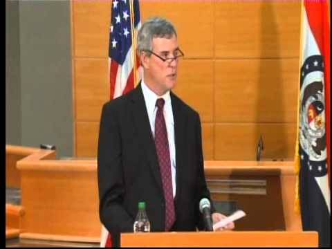 Raw Video   Prosecutor Announces No Indictments in Ferguson Shooting