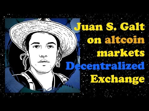 Juan S Galt Interviewed by Kelly n Kelly Crypto Show. Altcoin Markets