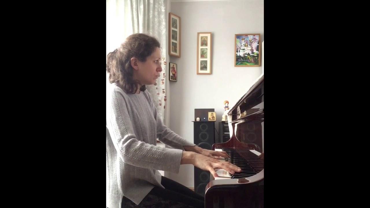 Lockdown Pianist Alphabet - W