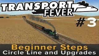 Transport Fever: Beginner Steps