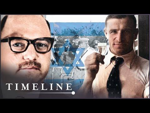 The Mossad's Hunt For The Hangman Of Riga | Nazi Hunters | T