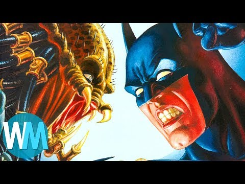 Top 10 Characters Who Have Beaten Batman