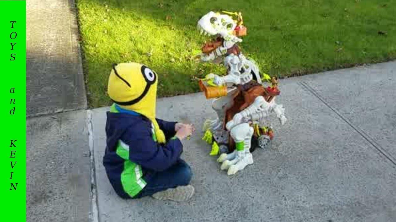 детские игрушки робот динозавр