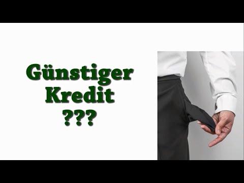 Günstiger Kredit online (Geld leihen von Privat)