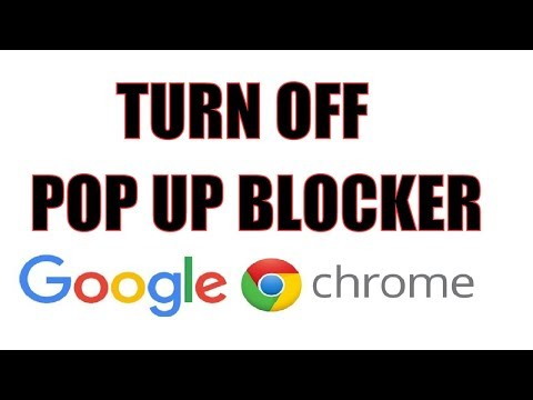 google chrome pop up blocker download