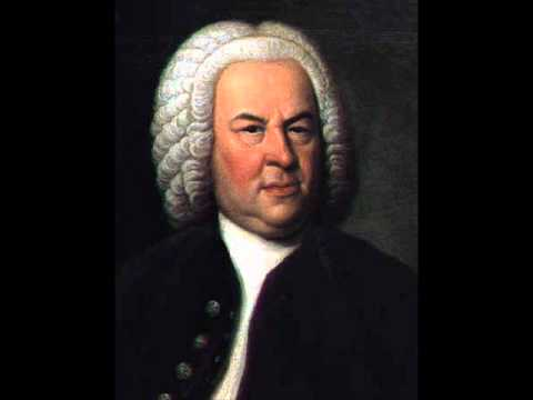 Bach - Piano Concerto no 1 (1er mouvement)