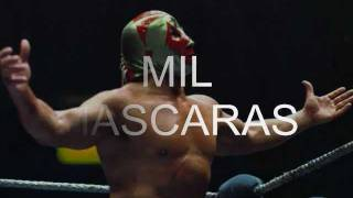 Sky-High(jigsaw) / Mil Mascaras