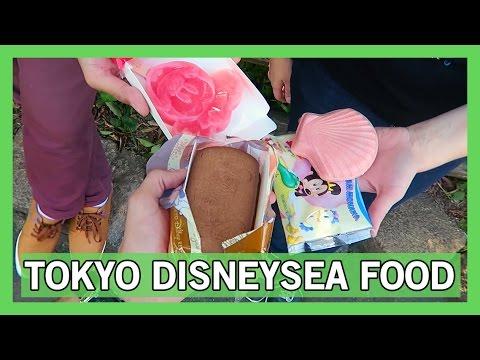 Exclusive Tokyo DisneySea Treats