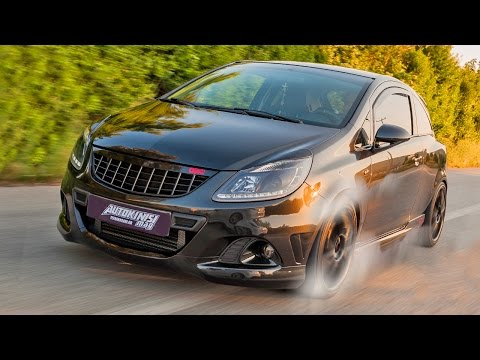 Opel Corsa OPC 240hp Petropoulos Tuning | Autokinisimag