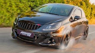 Opel Corsa OPC Videos