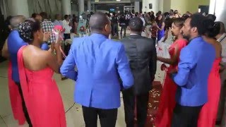 ደስ የሚል የሠርግ ዝግጅት - Nice Ethiopian Wedding