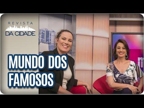 Regina Volpato, Anitta E Musical De Hebe Camargo - Revista Da Cidade (20/10/2017)