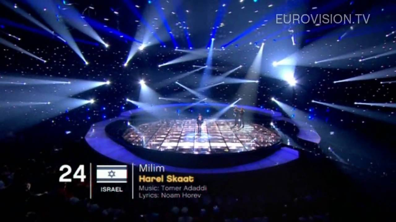 Eurovision 2010 Opening (live inside the arena) Part 2 - YouTube
