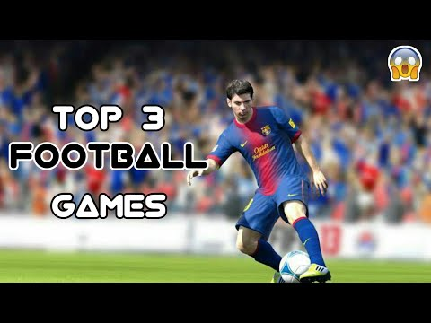 Top 3 Best Offline Football Games For Android